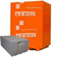 Газобетонний блок Aeroc 600х250х400 мм EkoTerm D-400