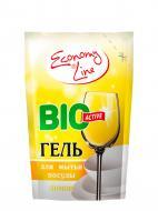 Засіб для ручного миття посуду Economy Line Лимон