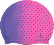 Шапочка для плавания TECNOPRO 275921-900522 универсальный розовый
