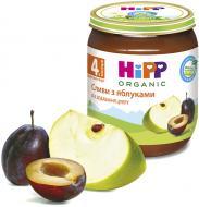 Пюре Hipp Сливы с яблоками 125 г 9062300125228