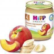 Пюре Hipp Бананы с персиками 125 г 9062300101963