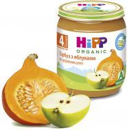 Пюре Hipp Гарбуз з яблуками 125 г 9062300101284