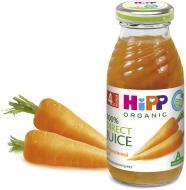Сік Hipp Морквяний 200 мл 9062300102359