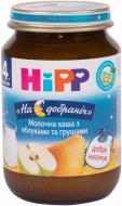 Каша молочная Hipp с яблоком и грушей Спокойной ночи 9062300111696 190 г