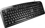 Клавіатура Canyon (CNE-CKEY2-RU) black