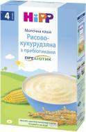 Каша молочная Hipp рисово-кукурузная с пребиотиками 9062300113683 250 г