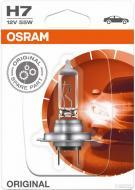 Лампа галогенна Osram STANDART (64210-01B) H7 PX26d 12 В 55 Вт 1 шт 3200