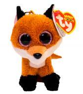 Мягкая игрушка TY Beanie Boo's Лисенок Slick 12 см 36613