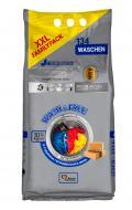Порошок для машинного та ручного прання Wash&Free універсальний 10 кг