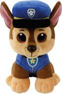 Мягкая игрушка TY Paw Patrol Немецкая овчарка Гонщик 15 см 41208