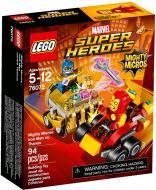 Конструктор LEGO Super Heroes Marvel Залізна людина проти Таноса 76072