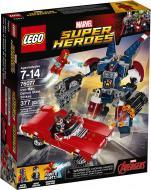 Конструктор LEGO Super Heroes Marvel Залізна людина: Сталевий Детройт 76077