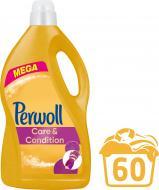Гель для машинного та ручного прання Perwoll для делікатного прання для щоденного прання 3,6 л