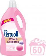 Гель для машинного та ручного прання Perwoll для делікатного прання для вовняних та делікатних речей 3,6 л