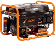 Генератор бензиновий Daewoo GDA 3500E
