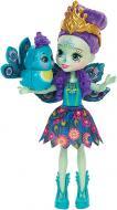Кукла Enchantimals Enchantimals Павлин Петтер DYC76