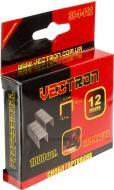 Скоби для ручного степлера Vectron 12 мм тип 53 (А) 1000 шт. 38-1-112