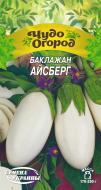 Насіння Семена Украины баклажан Айсберг 661500 0,25г