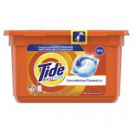 Капсули для машинного прання Tide Все-в-1 Альпійська Свіжість 12 шт.