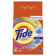 Пральний порошок для машинного прання Tide Color Lenor 2,5 кг