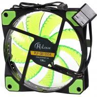 Вентилятор ProLogix 120х120х25 32 3+4pin Green (2561-8511)