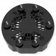 Охлаждающий кулер для смартфона Lesko Mobile Phone Z10 USB Черный (3599-10474)