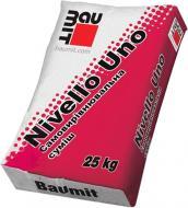 Самовирівнювальна підлога Baumit Nivello Uno 25 кг