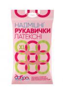 Рукавички латексні Добра господарочка міцні р.XL 1 пар/уп.