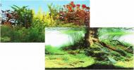 Фон TRIXIE для акваріума двосторонній 60х30 см 8125