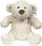 Мягкая игрушка Grand Мишка белый с лентой 4802GMU 40 см 4802GMU