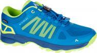 Кросівки McKinley Kansas II AQB JR 414888-903633 р.EUR 39 синьо-салатовий