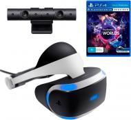 Окуляри віртуальної реальності Sony PlayStation VR (Camera +VR Worlds) v2 9982067