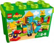 Конструктор LEGO Duplo Коробка с кубиками Большая игровая площадка 10864