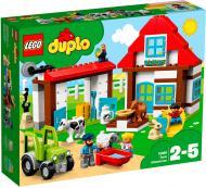 Конструктор LEGO Duplo Приключения на ферме 10869