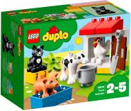Конструктор LEGO Duplo Животные на ферме 10870