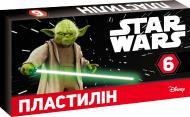 Пластилін Star Wars 6 кольорів Міцар+