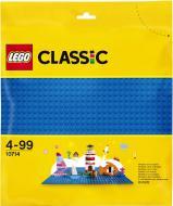 Конструктор LEGO Classic Базова пластина синього кольору 10714