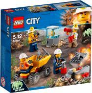 Конструктор LEGO City Команда гірників 60184
