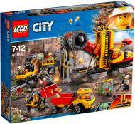 Конструктор LEGO City Зона гірничих експертів 60188