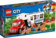 Конструктор LEGO City Пікап і фургон 60182