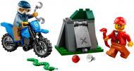 Конструктор LEGO City Погоня на внедорожниках 60170