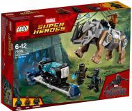 Конструктор LEGO Super Heroes Marvel Поединок с Носорогом 76099