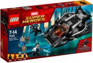 Конструктор LEGO Super Heroes Marvel Атака королівського винищувача 76100