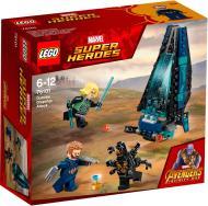 Конструктор LEGO Super Heroes Marvel Атака прибульців 76101