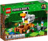 Конструктор LEGO Minecraft Курятник 21140