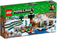 Конструктор LEGO Minecraft Іглу 21142