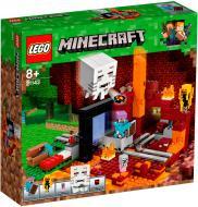 Конструктор LEGO Minecraft Портал у Нижній світ 21143