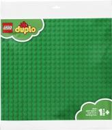 Конструктор LEGO DUPLO Велика зелена будiвельна пластина (38х38) 2304