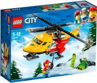 Конструктор LEGO City Вертолет скорой помощи 60179