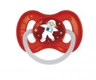 Пустушка кругла Canpol Babies Space 23/222_red